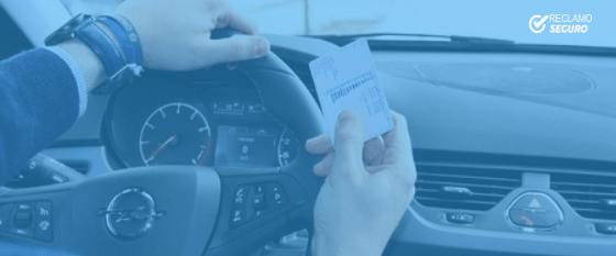 Multas y Consecuencias de Conducir sin tener el carnet